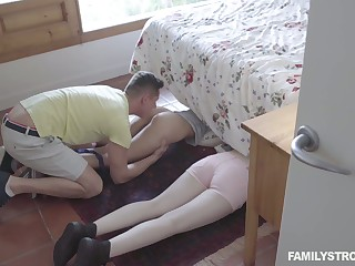 Sexy Missy Luv is Hungarian nympho who loves being fucked hard